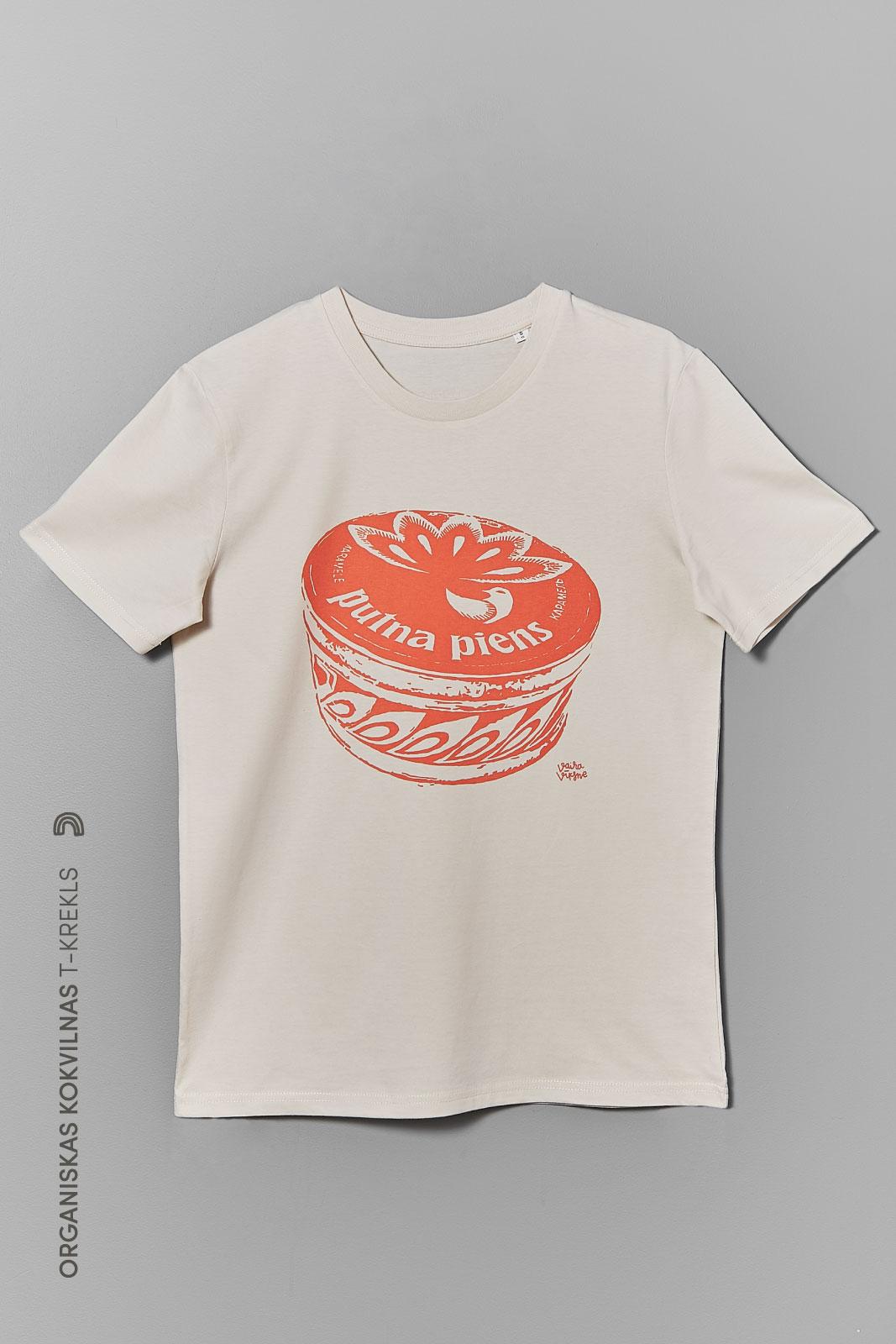 Putna Piens T-krekls Vaira Vīksne