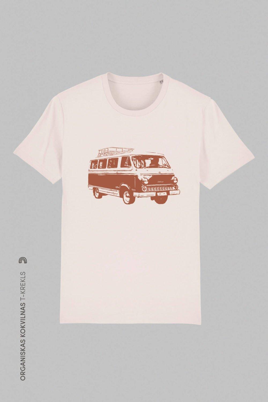 T-krekls Busiņš Latvija RAF