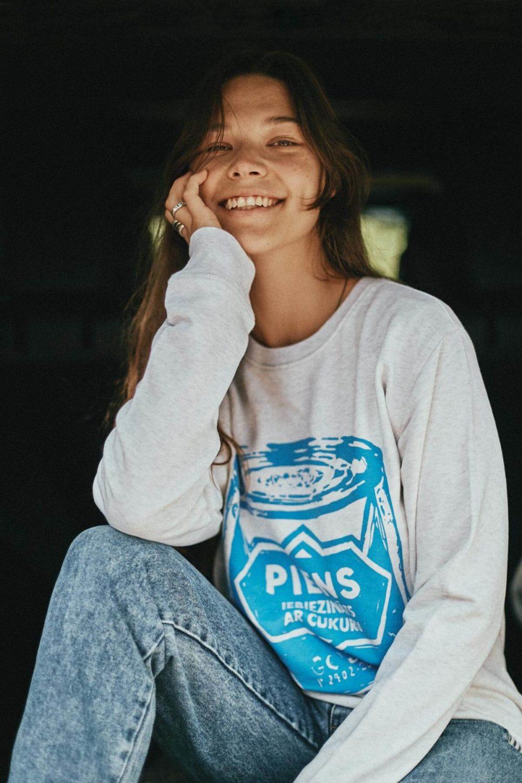 Džemperis Iebiezinātais Piens Vaira Vīksne