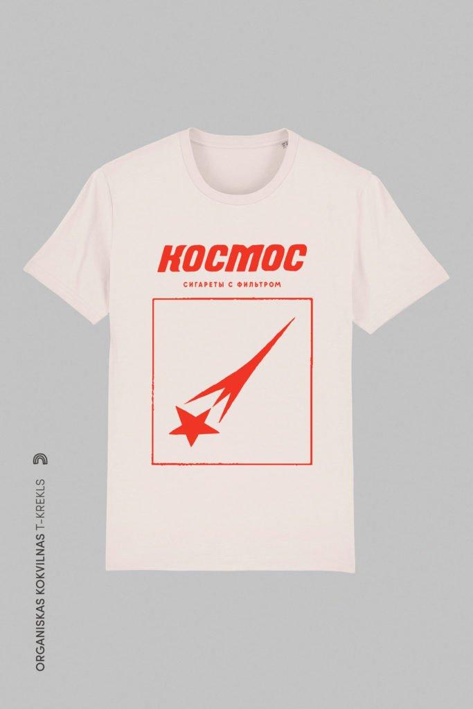 T-krekls Kosmoss Kocmoc