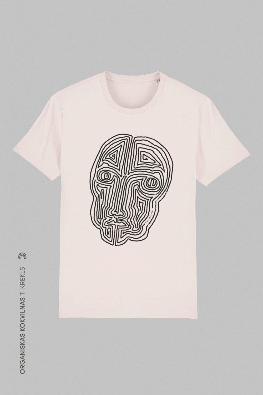 Organiskas Kokvilnas T-krekls