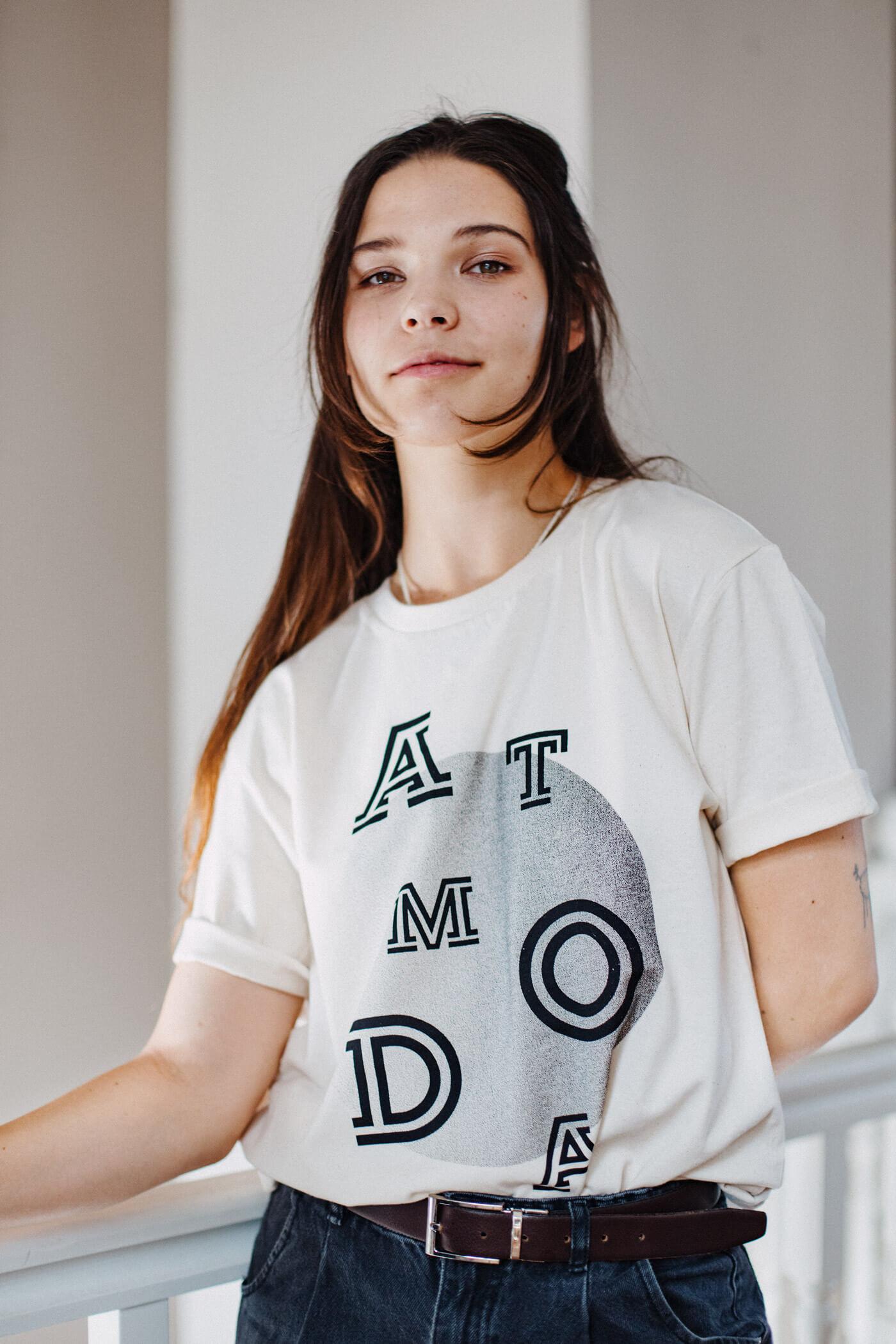 T-krekls Atmoda