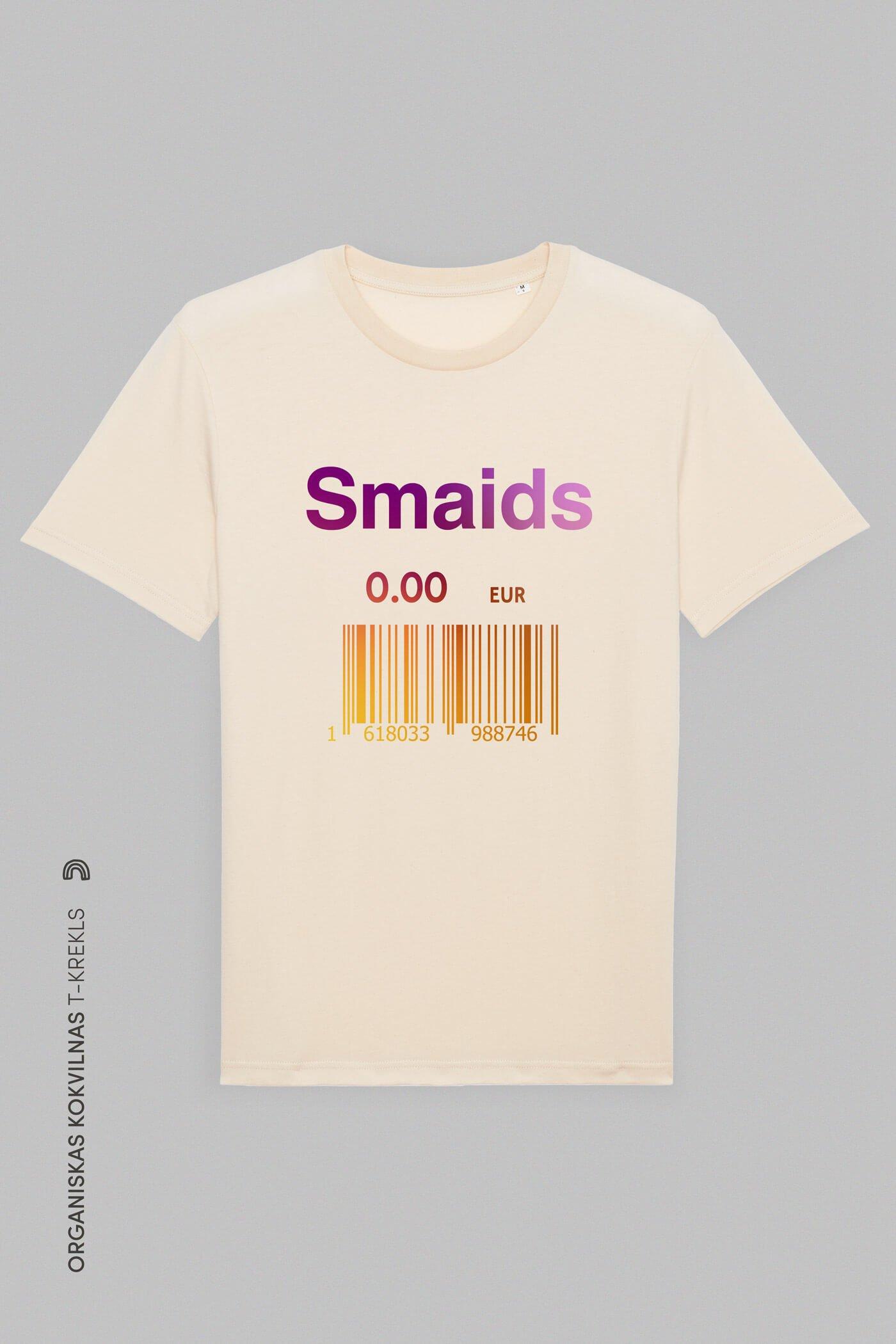 T-krekls Smaids
