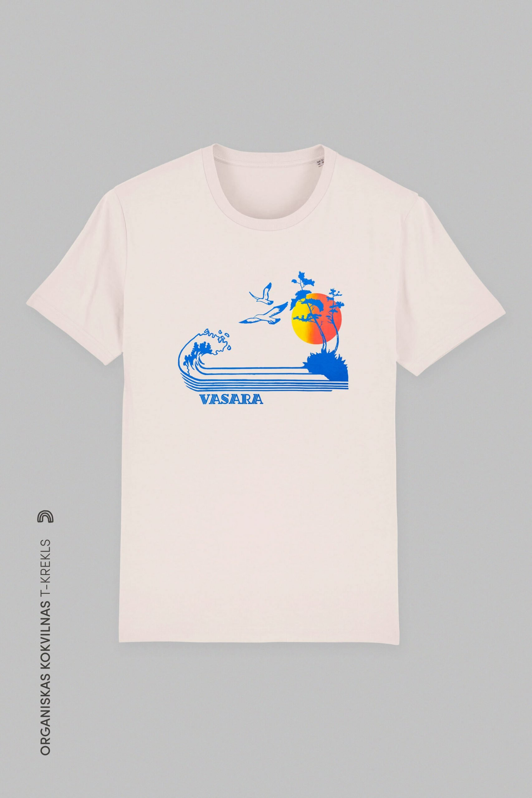 T-krekls Vasara x Luste